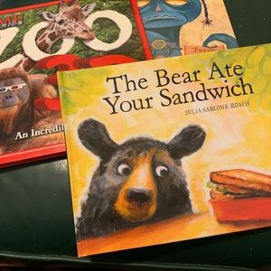 Childrens Books Three Great Ones!